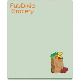 "Adhesive Sticky Note Pads (2 1/2"" x 3"" w/ 100 Sheets)"