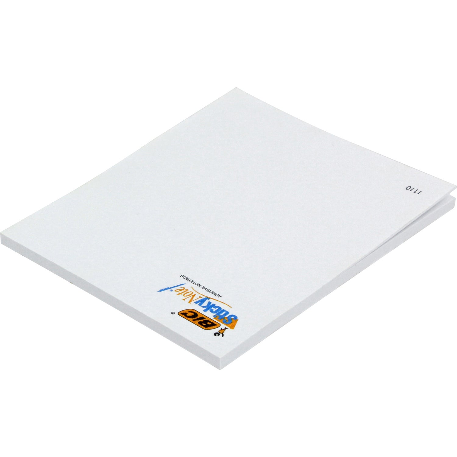 Custom Notepads Memo Pads: Adhesive Sticky Note Pads (2 1/2 X 3 Inches W/ 25 Sheets
