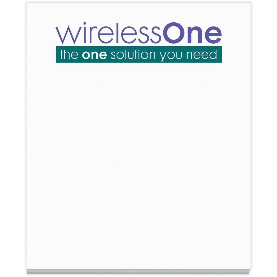 White Bic Adhesive Sticky Note Pads 2 1 X 3 Inches W