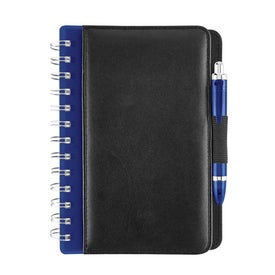 2 Tone Preston Notebook