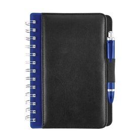 2 Tone Preston Notebook