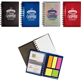3-in-1 Notebook for Your Company
