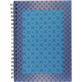 Company 3D Spiral Notebook