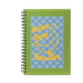 Printed 3D Spiral Notebook