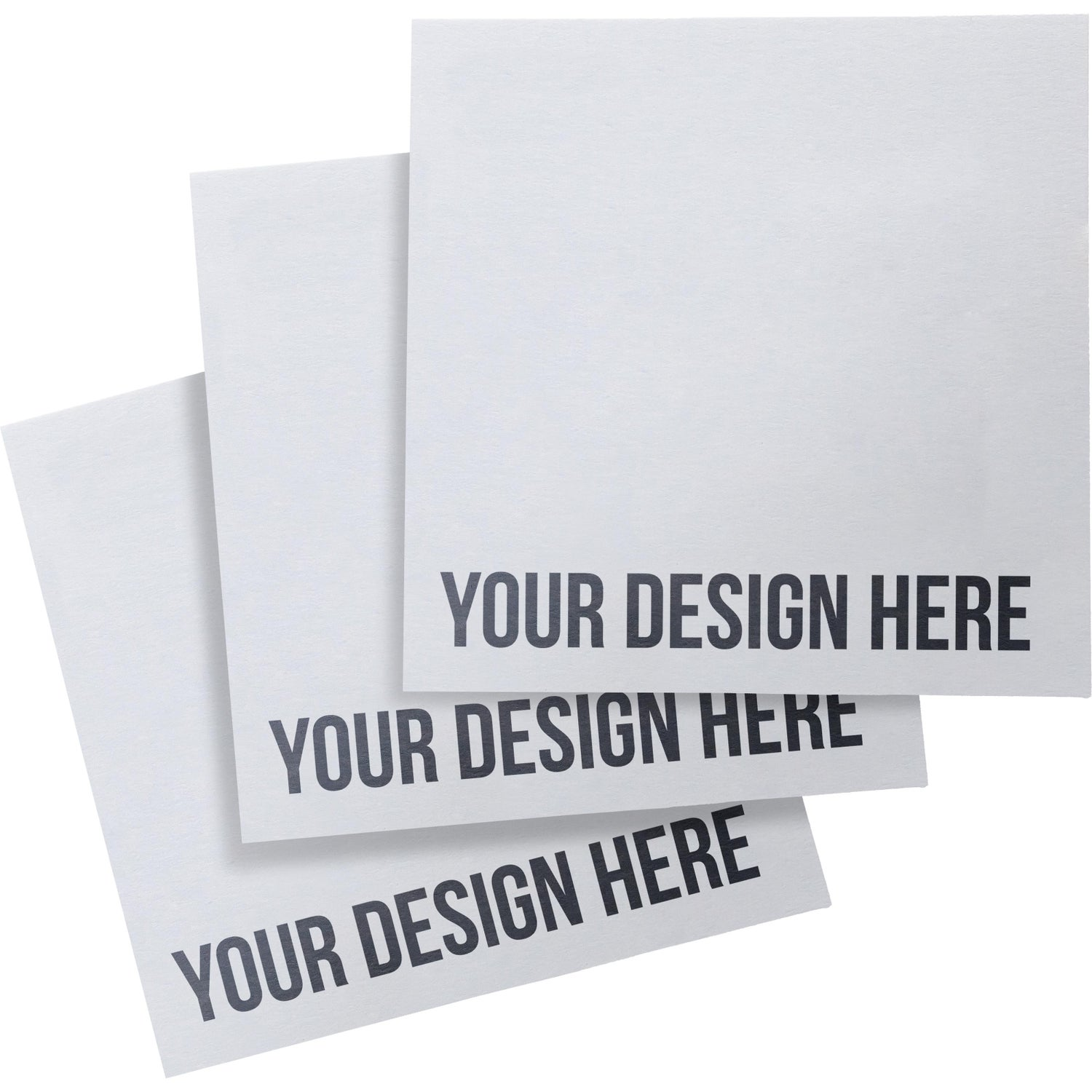 "BIC Adhesive Sticky Note Pads (3"" x 3"" w/ 25 Sheets)"