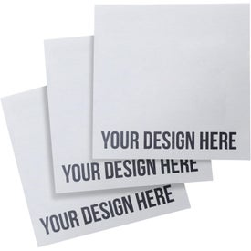 "Adhesive Sticky Note Pads (3"" x 3"" w/ 25 Sheets)"