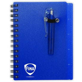 Advertising 4 in 1 Notebook