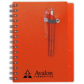 Promotional 4 in 1 Notebook