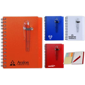 4 in 1 Notebook