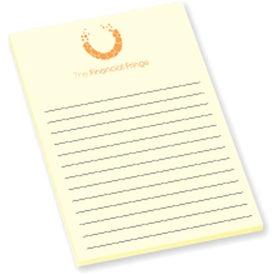 "Customized 4"" x 6"" Adhesive Notepad"