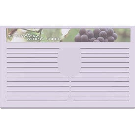 Adhesive Sticky Note Pads Giveaways