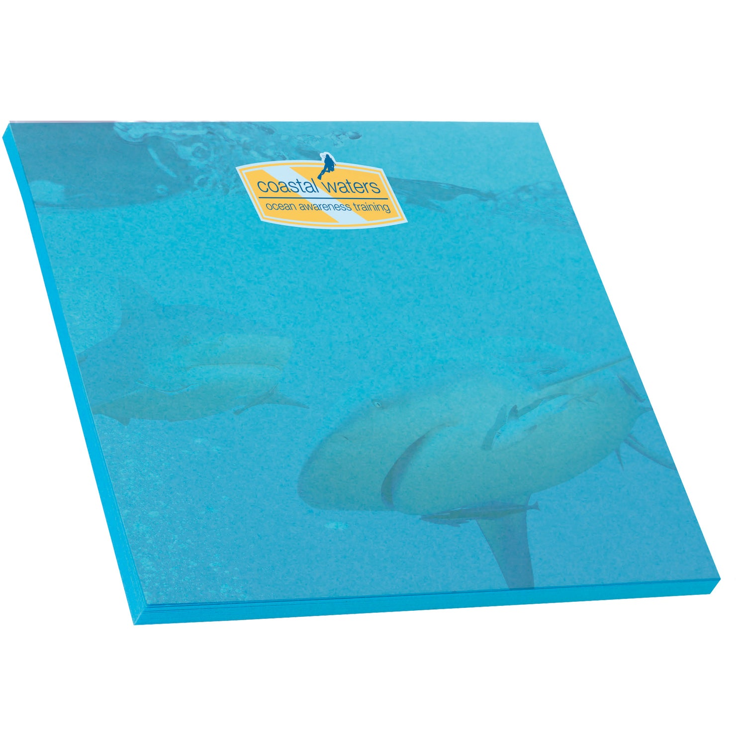 "BIC Adhesive Colored Paper Notepad (3"" x 3"", 50 sheet)"