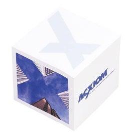 Advertising Adhesive Cube