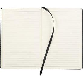 Monogrammed Ambassador Carbon Fiber Notepad