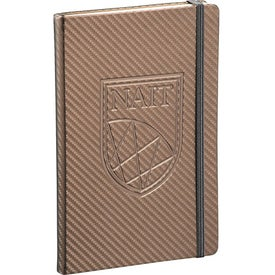 Ambassador Carbon Fiber Notepad for Marketing