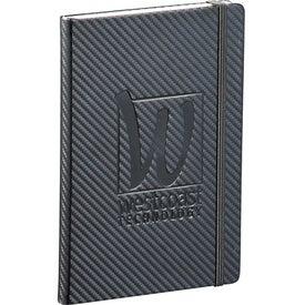 Logo Ambassador Carbon Fiber Notepad