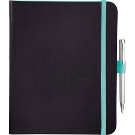 Imprinted Ambassador Punch Tech Pad