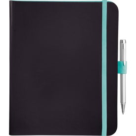 Ambassador Punch Tech Pad Imprinted with Your Logo
