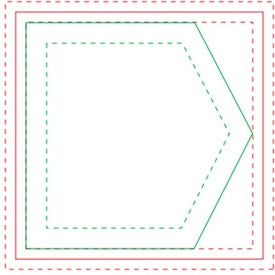 Arrow Adhesive Sticky Note Pads (Small, 50 Sheets)