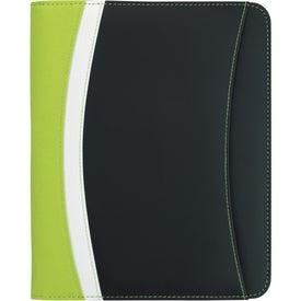 Company E-Junior Color Curve Padfolio