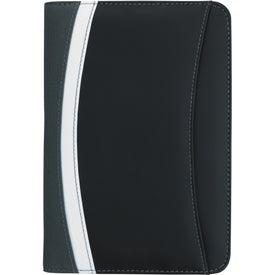 Personalized E-Mini Color Curve Padfolio