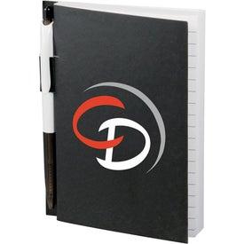 Monogrammed Baldwin Notebook