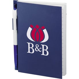 Baldwin Notebook Imprinted with Your Logo