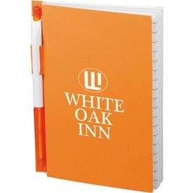 Promotional Baldwin Notebook