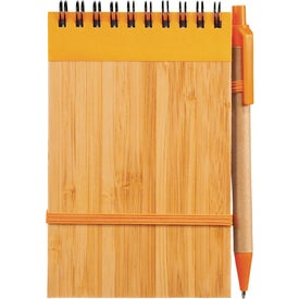 Bamboo Jotters with Your Logo