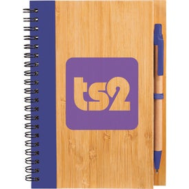 Bamboo Notebook for Your Church
