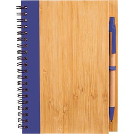 Bamboo Notebook for Your Organization