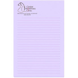 "BIC Ecolutions Adhesive Notepad (50 Sheets, 4"" x 6"")"