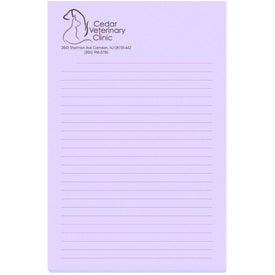 """BIC Ecolutions Adhesive Notepad (4"""" x 6"""", 50 Sheets)"""