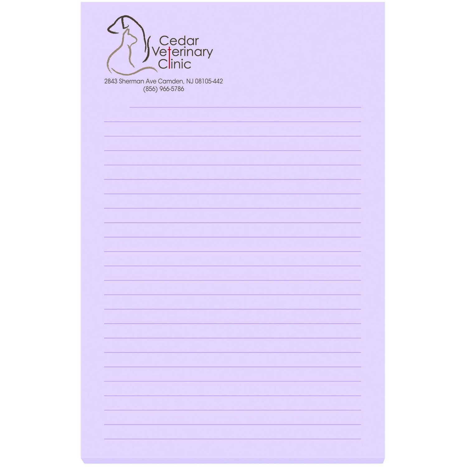 """BIC Ecolutions Adhesive Notepad (4"""" x 6"""" w/ 100 Sheets)"""