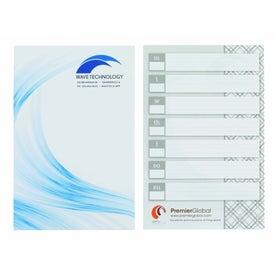 "BIC Ecolutions Large Adhesive Notepad (6"" x 9"", 50 Sheets)"