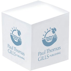 """BIC Ecolutions Value Non-Adhesive Paper Cube (3"""" x 3"""" x 3"""")"""