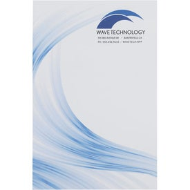 Promotional BIC Large Adhesive Notepad