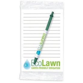 BIC Ecolutions Clic Stic Notepad