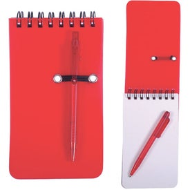 Custom Budget Jotter with Pen