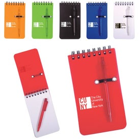 Budget Jotter with Pen (50 Sheets)