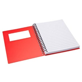 Business Card Holder Notepad Printed with Your Logo