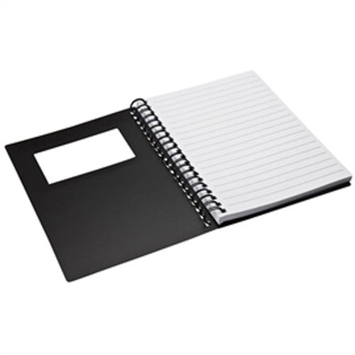 Promotional business card holder notepads with custom logo for 123 ea colourmoves