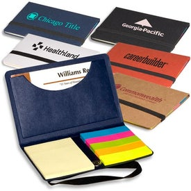 Business Card Sticky Pack for Promotion