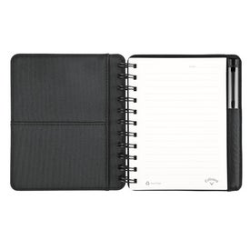 Promotional Callaway Combo Color Notebook