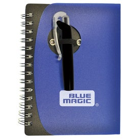 Cirque Mini Notebook Printed with Your Logo