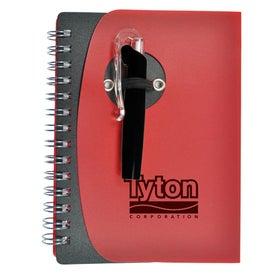 Promotional Cirque Mini Notebook