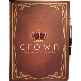 Branded Classic Large JournalBook