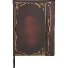 Classic Magnetic JournalBook for Your Church