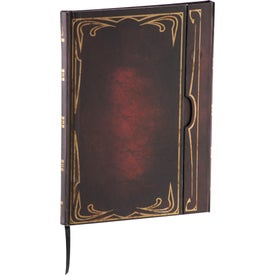 Personalized Classic Magnetic JournalBook