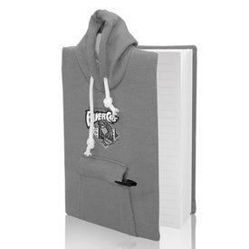 Logo College Hoodie Notebook